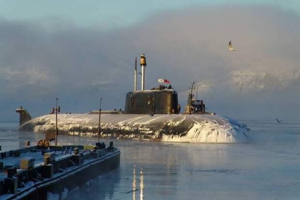 Атомные подводные лодки — носители крылатых ракет: реальность и перспективы