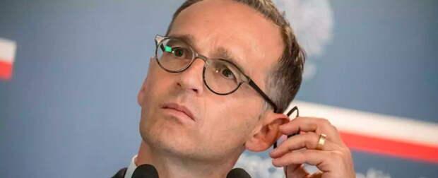 Москва поймала немецкого министра на наглом вранье о Навальном