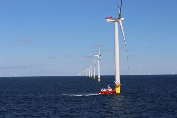 Поражение «зеленой» энергетики ЕС: газ России нельзя заменить ветряками