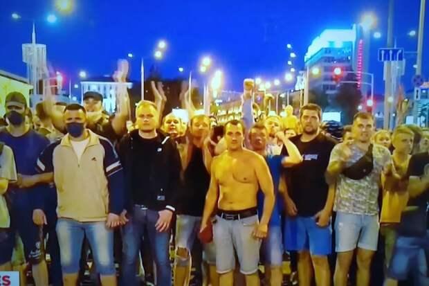 СМИ: в Белоруссии набирает обороты политическая забастовка