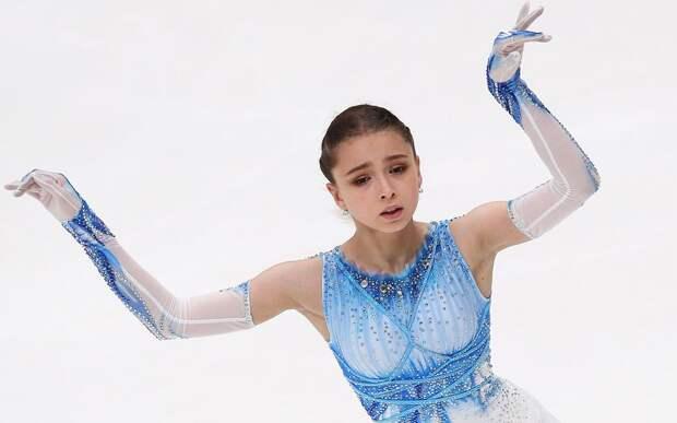 Валиева: «За плохое выступление на шоу ругать не будут, в этом отличие от соревнований»