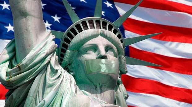 Голос Мордора: Раздавив свободу слова у себя, США озабочены её состоянием в других странах