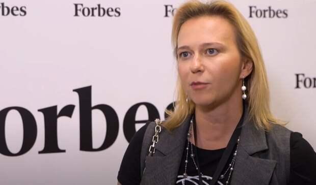 Минеева рассказала о причинах роста иностранного капитала в Москве