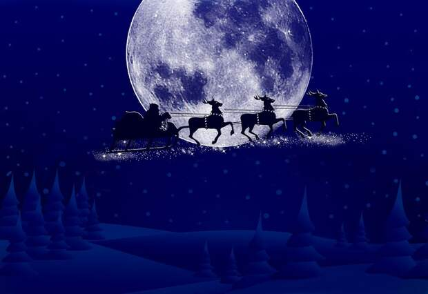 Из-за коронавируса Санта-Клаус впервые за 159 лет нарушит рождественскую традицию в США