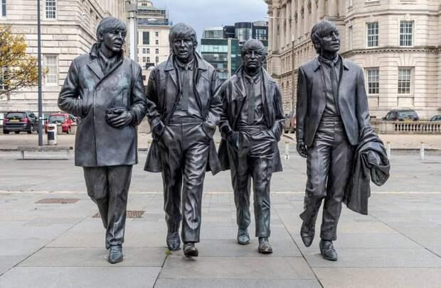 Документальный фильм о Beatles получил новую дату премьеры