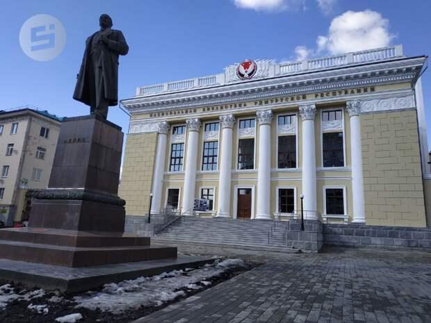 В Ижевске вновь откроется историческое здание Национальной библиотеки Удмуртии