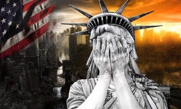 США: экономика нырнула и тихо булькает