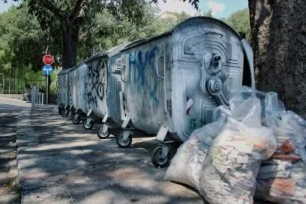 Вывоз мусора стал дороже на Вологодчине