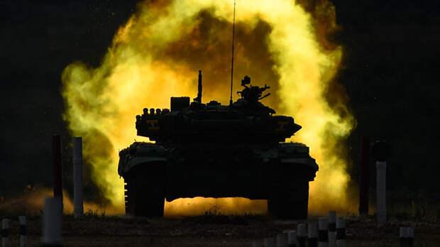 Нытики: Китай устроил истерику из-за поражения на «Танковом биатлоне-2019»