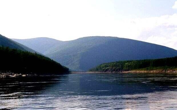 Бассейн реки Лена