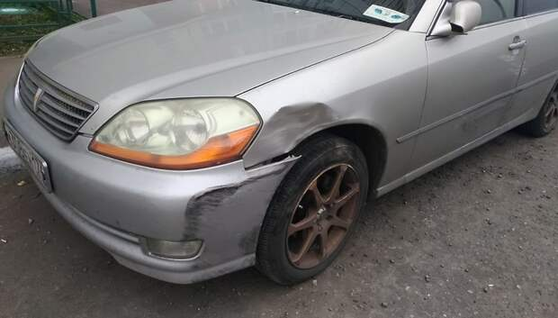 Свидетелей ДТП с припаркованной машиной разыскивают в Кузнечиках