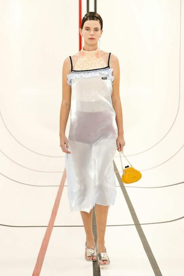 Шифоновые платья 2020-2021
