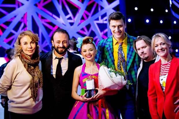 Ольга Кузьмина одержала победу в шоу «Ледниковый период»