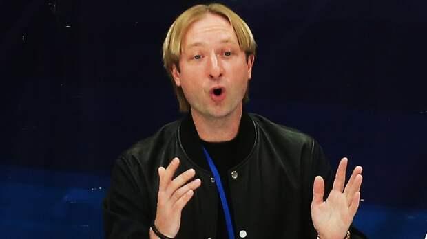 Директор «Самбо-70»: «Плющенко — невоспитанный человек. С дураком смысла нет переписываться»