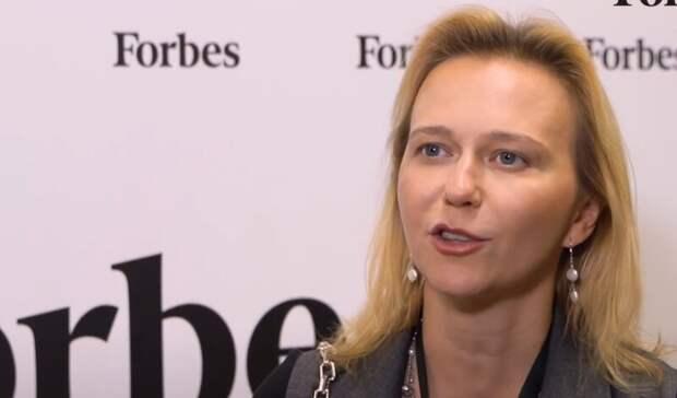 Минеева поддержала стремление образовывать молодежь в вопросах бизнеса