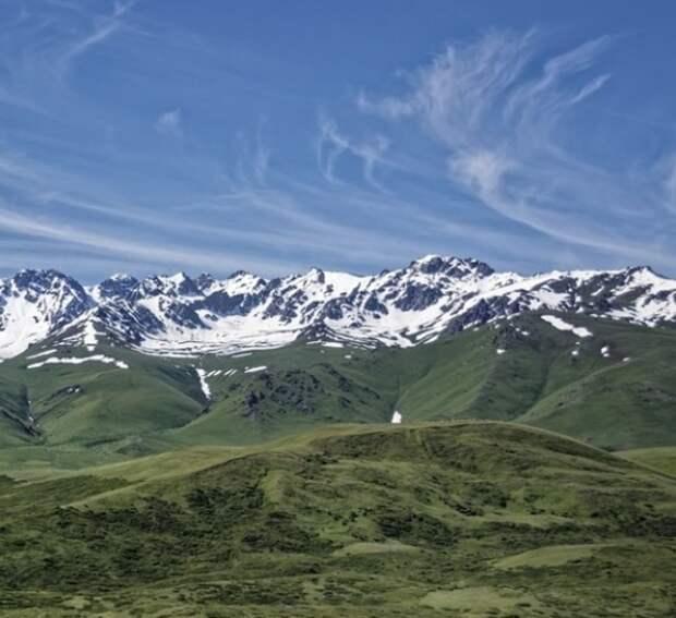 На границе Киргизии и Таджикистана произошла перестарелка