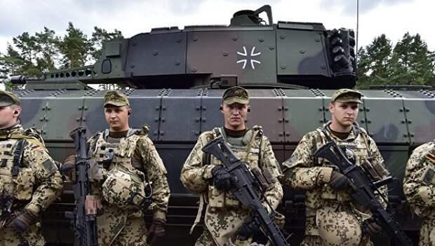 НАТО создает резерв в 30 000 человек для защиты от России