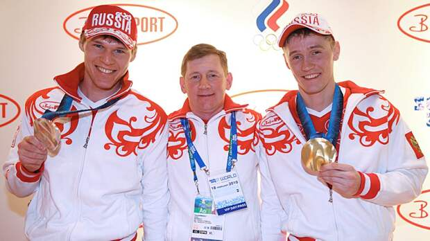 Тренер чемпиона ОИ Крюкова Каминский теперь в русском биатлоне. Его скандально убрали из казахстанских лыж