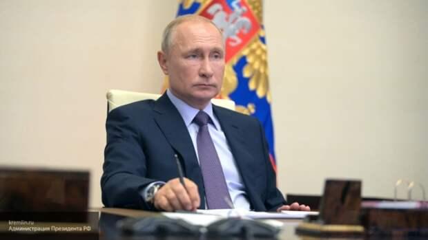 Путин назвал добрососедскими отношения России и Белоруссии