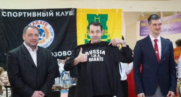 Праздник спорта прошел в Лианозово / Фото: Кирилл Журавок