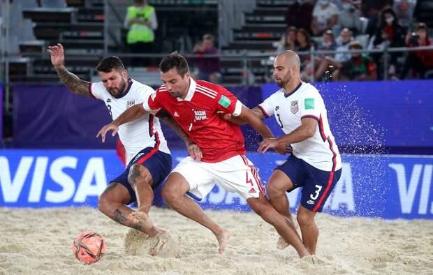 Сборная России обыграла Швейцарию в серии пенальти и вышла в финал ЧМ по пляжному футболу!