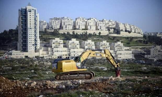 Под давлением США Израиль отложил планы строительства новых домов