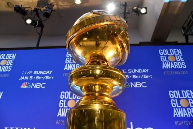 Из-за пандемии временно изменены правила «Золотого глобуса»