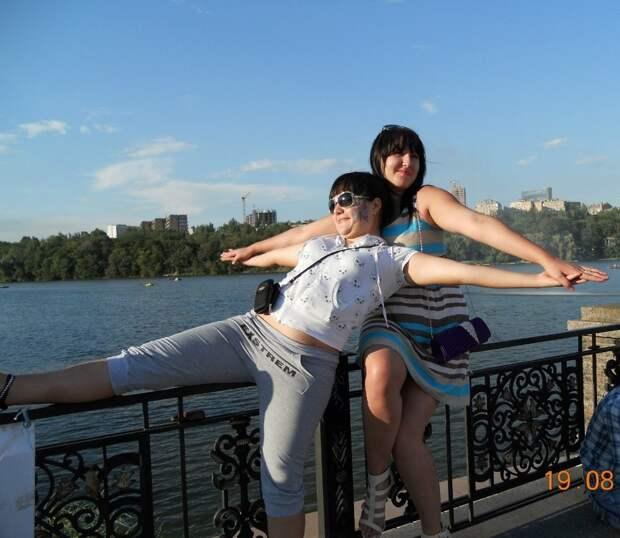 Любительский гламур русских девушек