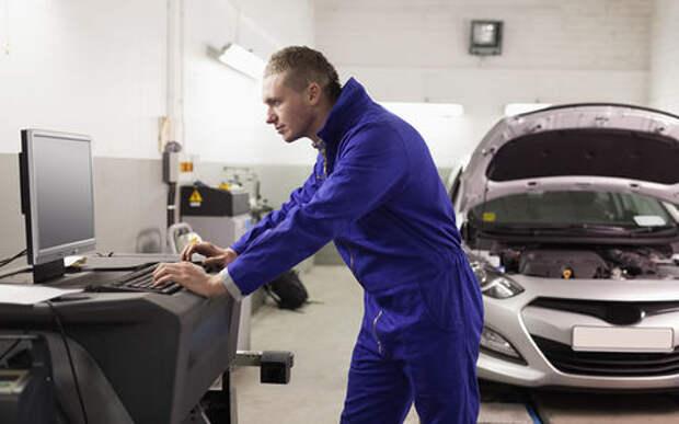 В России появились электронные сервисные книжки - пока у Hyundai