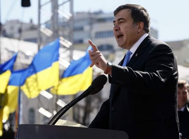 """""""Здесь хозяин украинец"""": Порошенко испугался ультиматума Саакашвили насчет прокурора"""