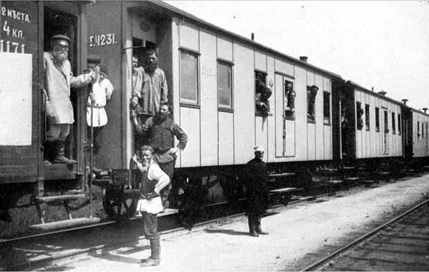 Путешествие по Транссибу. 1903 год.