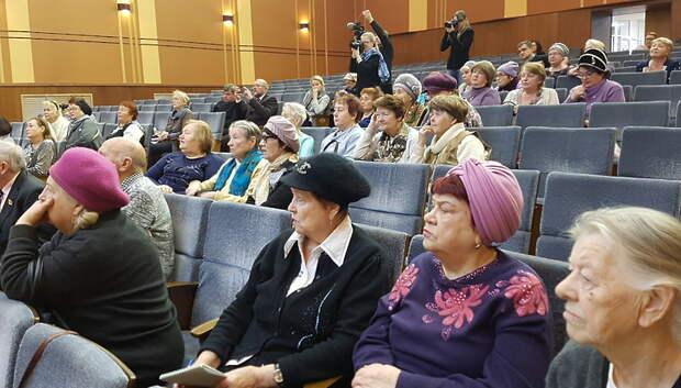 Члены общественной палаты Подольска 28 февраля проведут прием жителей горокруга