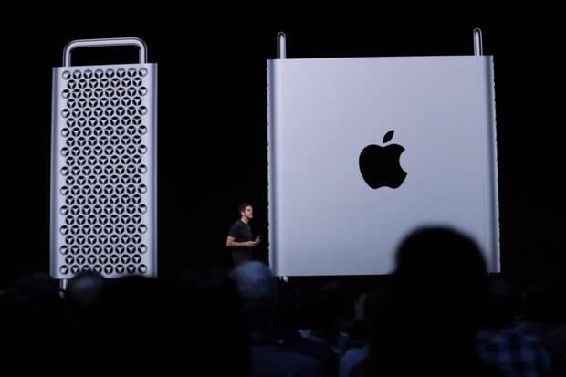 Apple показала Mac Pro с 28-ядерным процессором и 6K-монитор