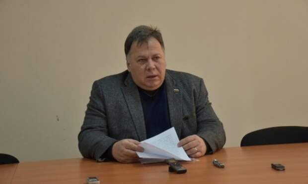 В Севастополе при получении денег задержан член Общественной палаты