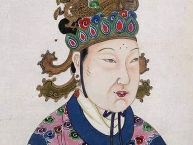 Как наложница стала императрицей: 10 интересных фактов о первой женщине-императоре Китая