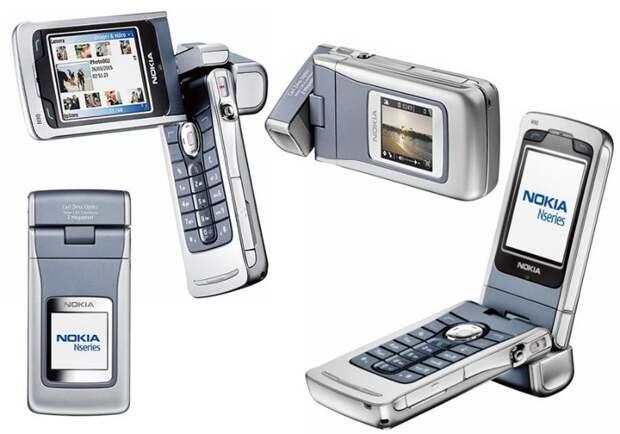 1. Nokia N90 (2005, $1300) история, телефон, факты