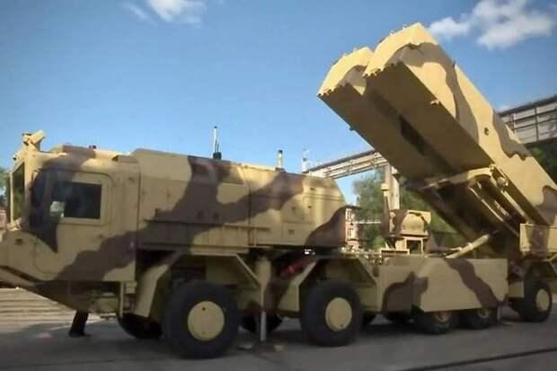 Украина заявила, что ОТРК «Сапсан» превзойдет «Искандер»