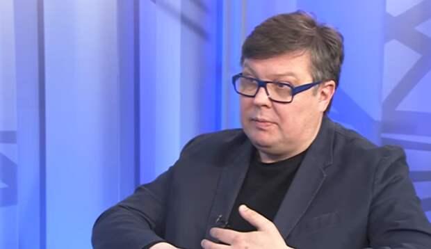 Директор Международного института новейших государств Алексей Мартынов