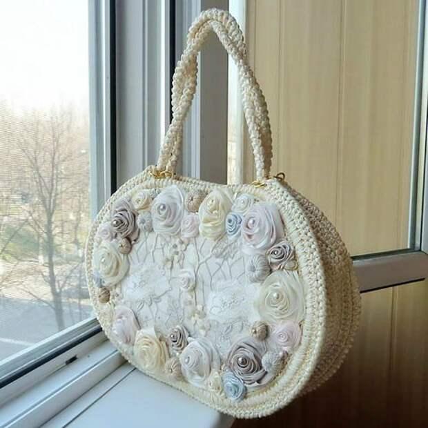 Авторские сумочки Светланы Трегуб! Очень красивые!