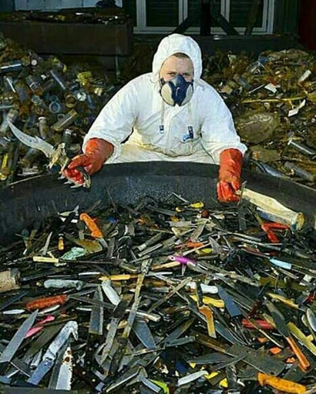 4000 ножей