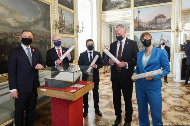 Зеленский рассказал о войне в Европе из-за Крыма