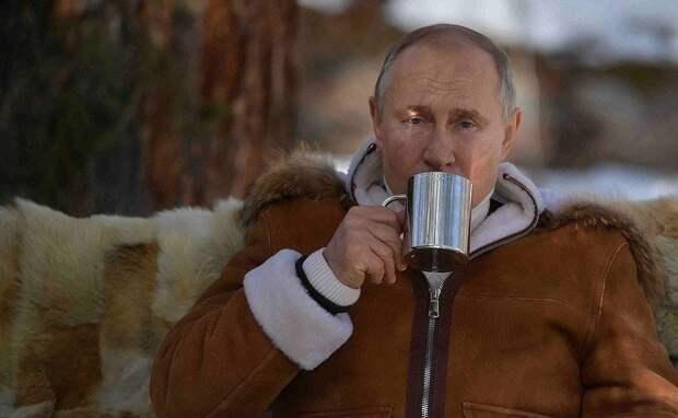 За шкурки соболя Путину придётся ответить отдельно…
