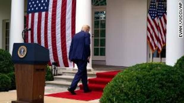 Главы исполнительной власти США говорят, что Трамп не справился с коронавирусом, и они поддерживают Байдена