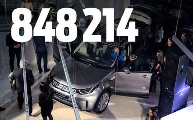 Продажи новых автомобилей в России удивили даже оптимистов