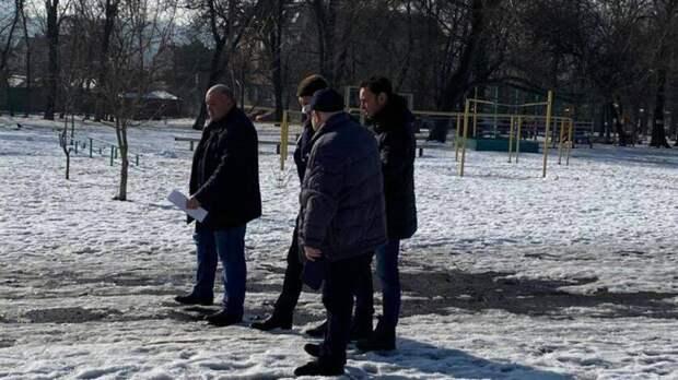 Причины срыва срока реконструкции парка «8Марта» вРостове назвал эксперт