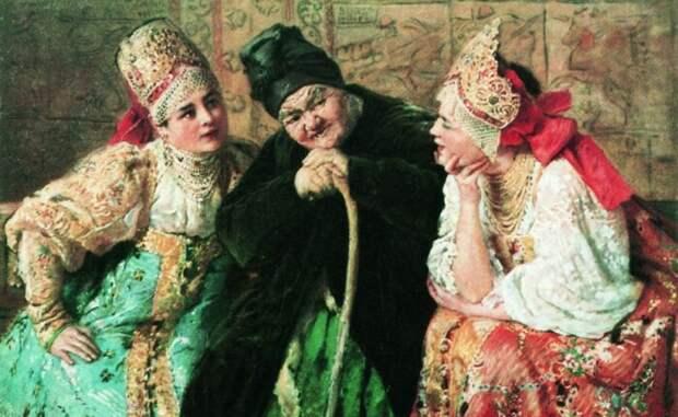 Сваха искала подходящих невест и женихов. /Фото: s.mediasole.ru