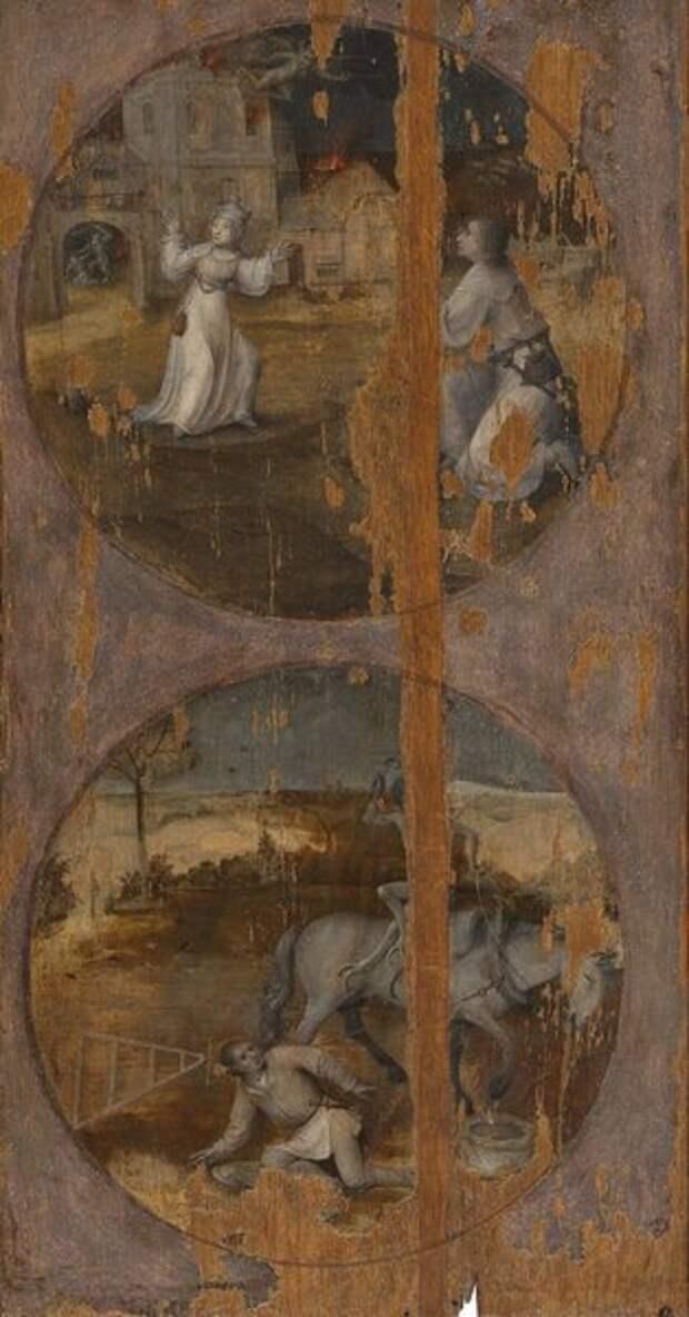 Ад в классической живописи