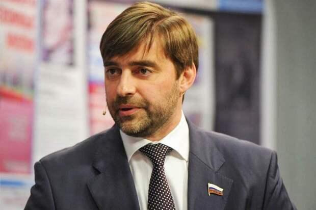 Депутат Железняк