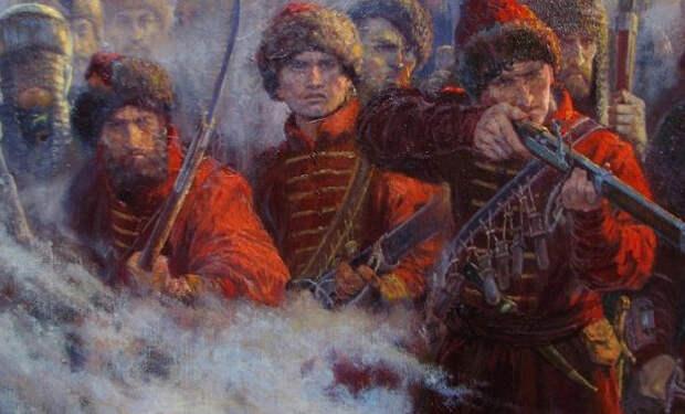 Создавал ли Петр I российскую армию?