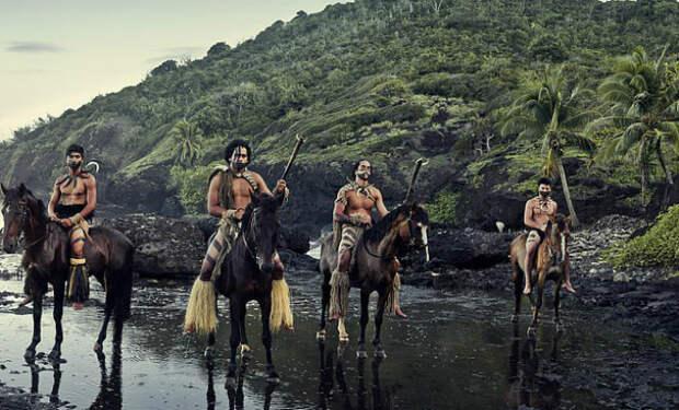 Цивилизация острова Уа-Пу. Отсюда до Таити 1600 километров, а люди не знают языков Большой Земли